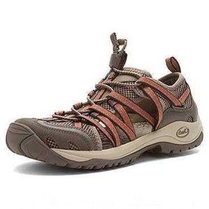 Chaco Outcross Lace Bungee Shoe